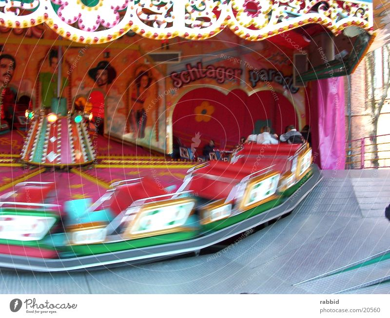 Graffiti Leisure and hobbies Fairs & Carnivals