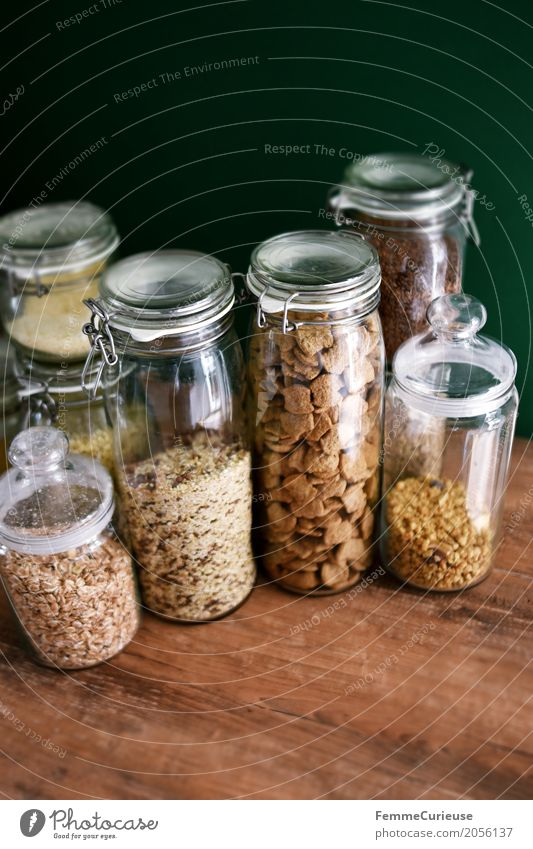 Zero Waste Lifestyle (10) Food Nutrition Breakfast To enjoy Healthy Spring snap Storage tank storage jars storage glass Glass Cereal Cereals Healthy Eating