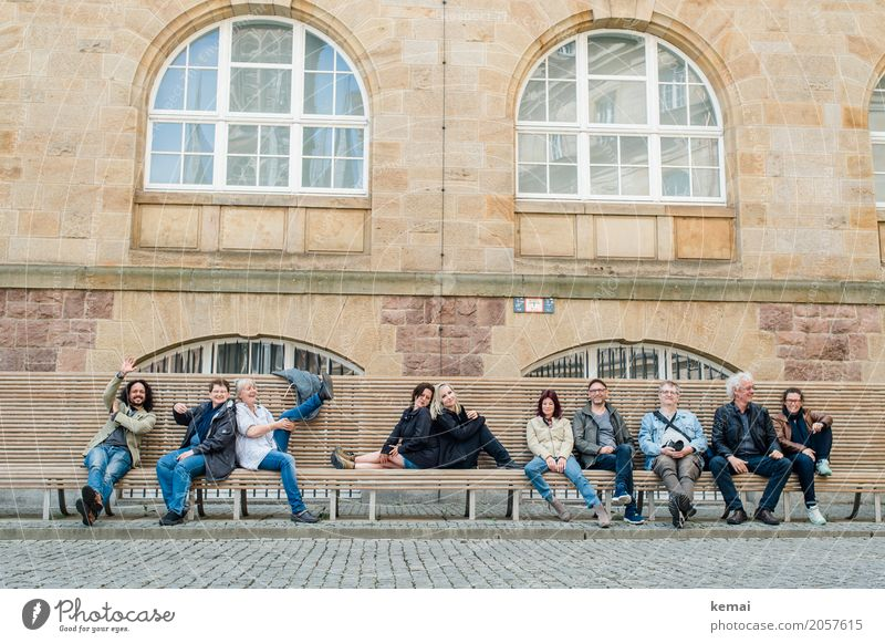 AST10 | Final group picture Lifestyle Harmonious Well-being Contentment Relaxation Calm Leisure and hobbies Vacation & Travel Tourism Trip City trip Human being