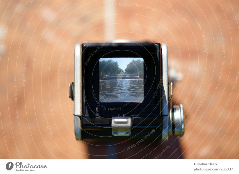 Perspective II Water Camera Exceptional Authentic Sharp-edged Infinity Bright Near Colour photo Exterior shot Experimental Sunlight Photography Take a photo