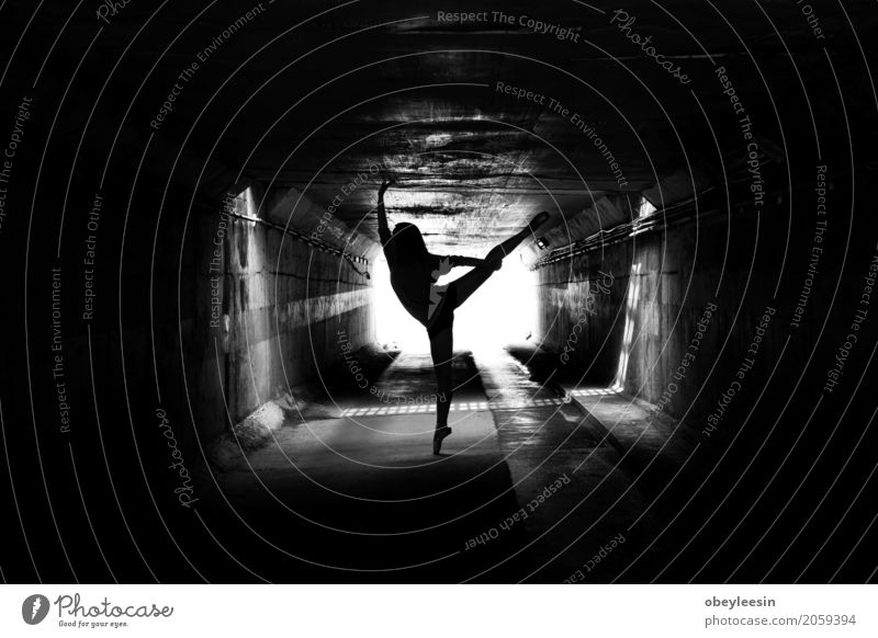 ballet Human being Woman Youth (Young adults) 18 - 30 years Adults Lifestyle Sports Art Adventure Artist