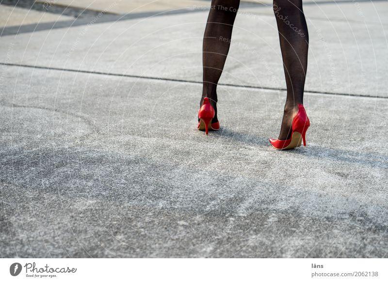 AST 10 l running Lifestyle Elegant Style Human being Feminine Legs Lanes & trails Tights Footwear High heels Going Cool (slang) Eroticism Beautiful Beginning