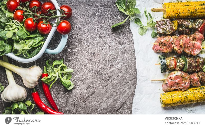 Healthy Eating Food photograph Eating Background picture Style Food Design Nutrition Table Herbs and spices Kitchen Vegetable Organic produce Restaurant Barbecue (event) Crockery
