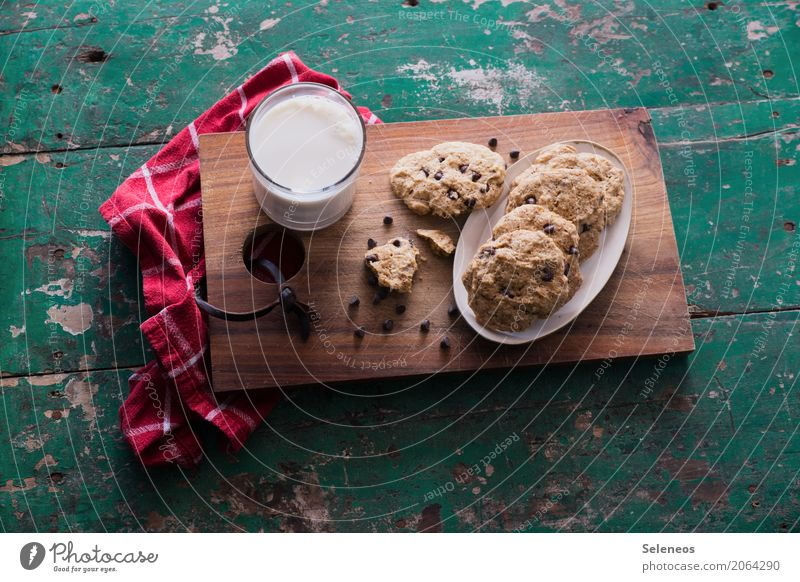 vegan cookies Food Dough Baked goods Candy Chocolate Cookie Nutrition Eating Beverage Hot Chocolate Diet To enjoy Sweet Baking Colour photo Interior shot