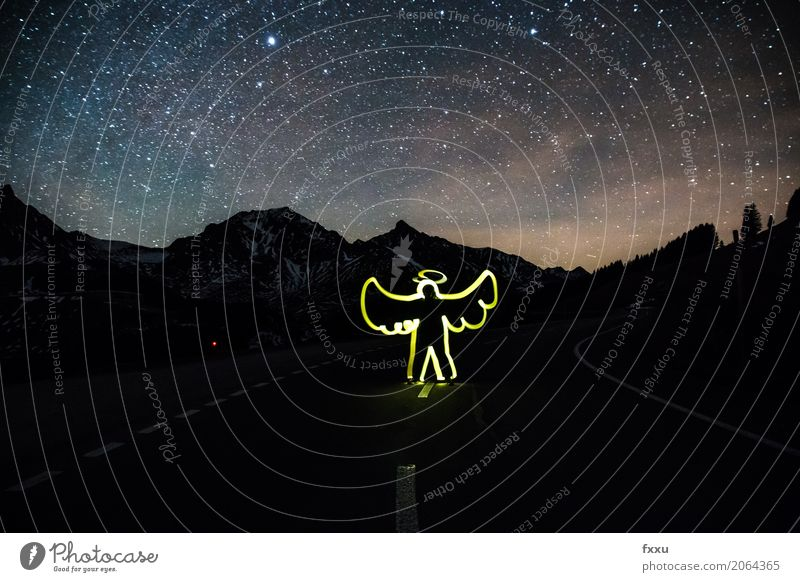 Human being Nature Landscape Mountain Street Life Sadness Transport Body Stars Protection Safety Grief Alps Trust Brave