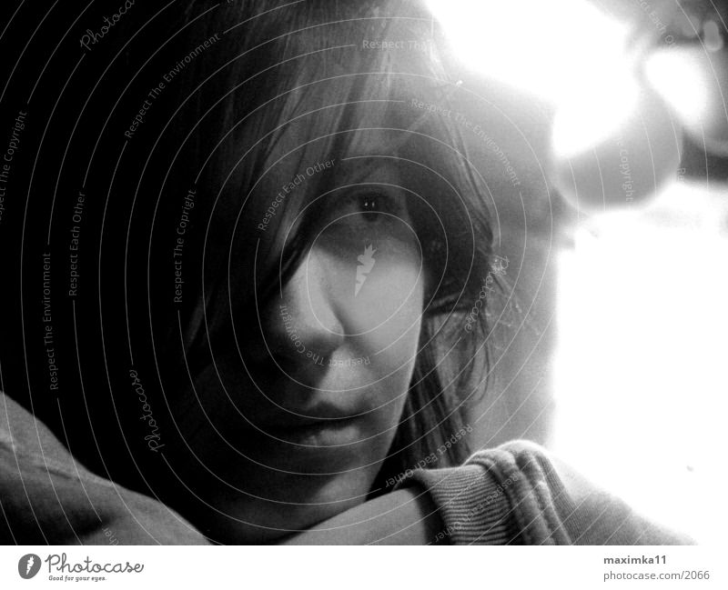 Woman Dream Portrait photograph