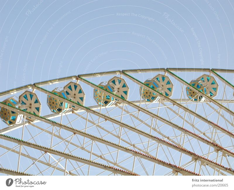 I'm turning the wheel. Ferris wheel Fairs & Carnivals Holy Synod Obscure Sky