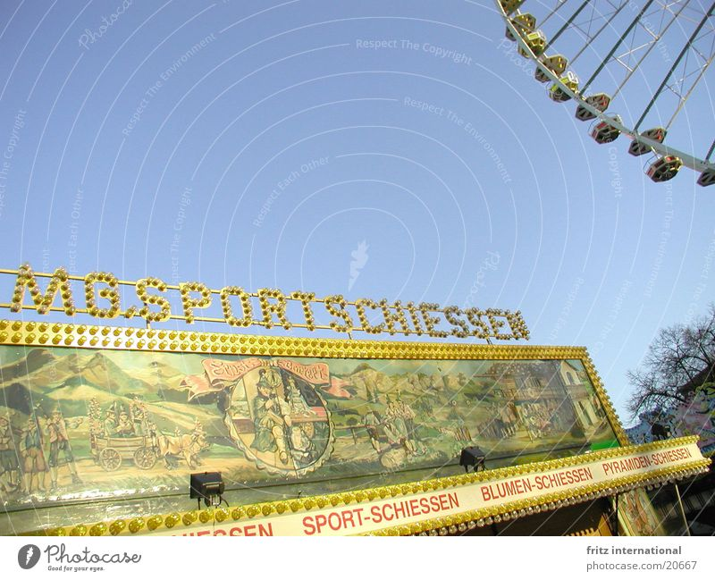 sport shooting Shoot Fairs & Carnivals Ferris wheel Holy Synod Leisure and hobbies Sky