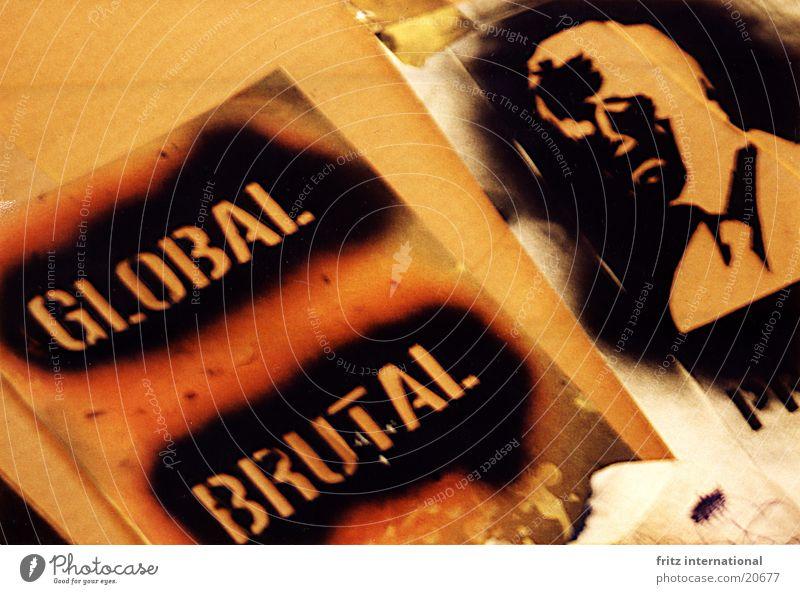 Colour Black USA War Development Exhibition Global Education Globalization