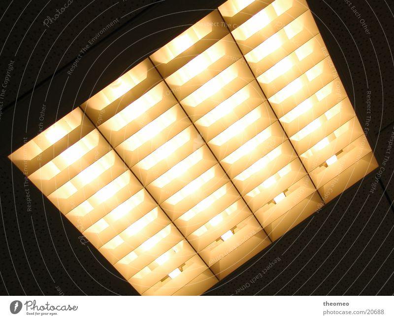 Lamp Neon light Ceiling light Office lighting