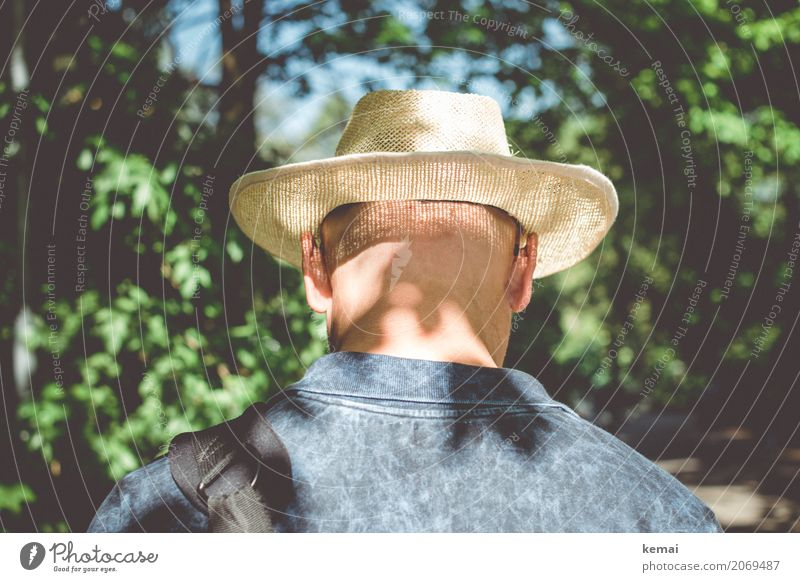 AST10 | The shadow at the back of the neck Lifestyle Style Harmonious Well-being Contentment Relaxation Calm Leisure and hobbies Vacation & Travel Trip