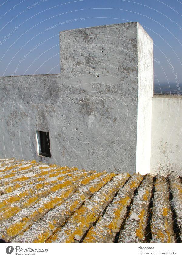 Vacation & Travel Architecture Europe Roof Spain Andalucia Costa de la Luz