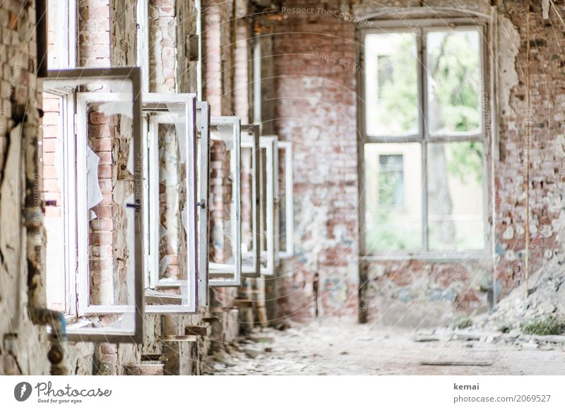 AST10 windows look far out. City trip Living or residing Interior design Room Town House (Residential Structure) Industrial plant Factory Building