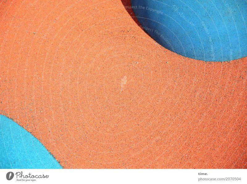 Blue Town Colour Far-off places Funny Lanes & trails Art Exceptional Orange Design Line Esthetic Fresh Arrangement Communicate Idea