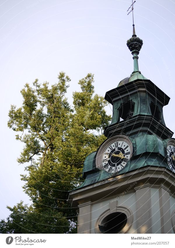 Nature Old Building Architecture Elegant Facade Church Tower Clock Culture Castle Monument Manmade structures Historic Dome