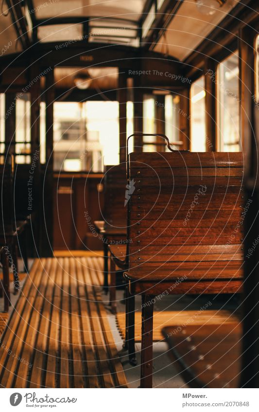 old tram Transport Means of transport Passenger traffic Public transit Train travel Railroad Passenger train Commuter trains Tram Rail vehicle Train station