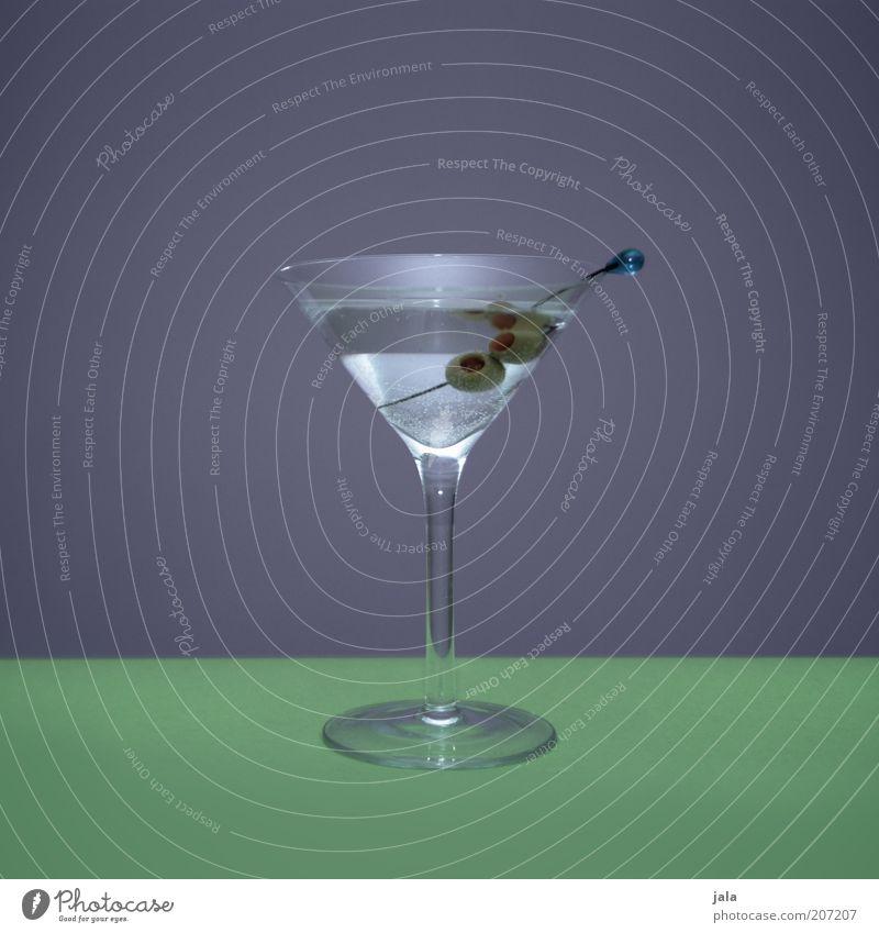 Green Style Glass Elegant Esthetic Beverage Lifestyle Simple Violet Still Life Cocktail Alcoholic drinks Olive Sterile Spirits Longdrink