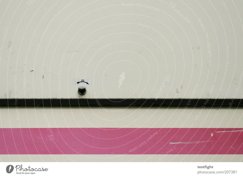 White Above Line Pink Background picture Closed Esthetic Violet Stripe Graphic Striped Minimalistic Puristic