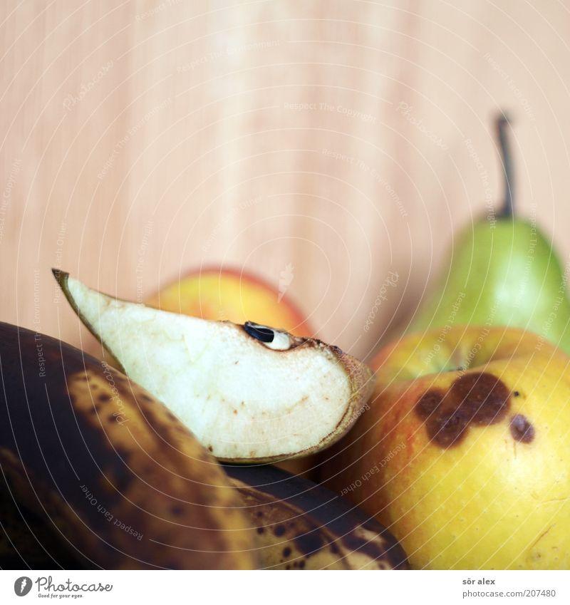Old Healthy Eating Time Fruit Transience Sweet Putrefy Delicious Organic produce Decline Apple Still Life Vitamin Vegetarian diet Diet Juicy
