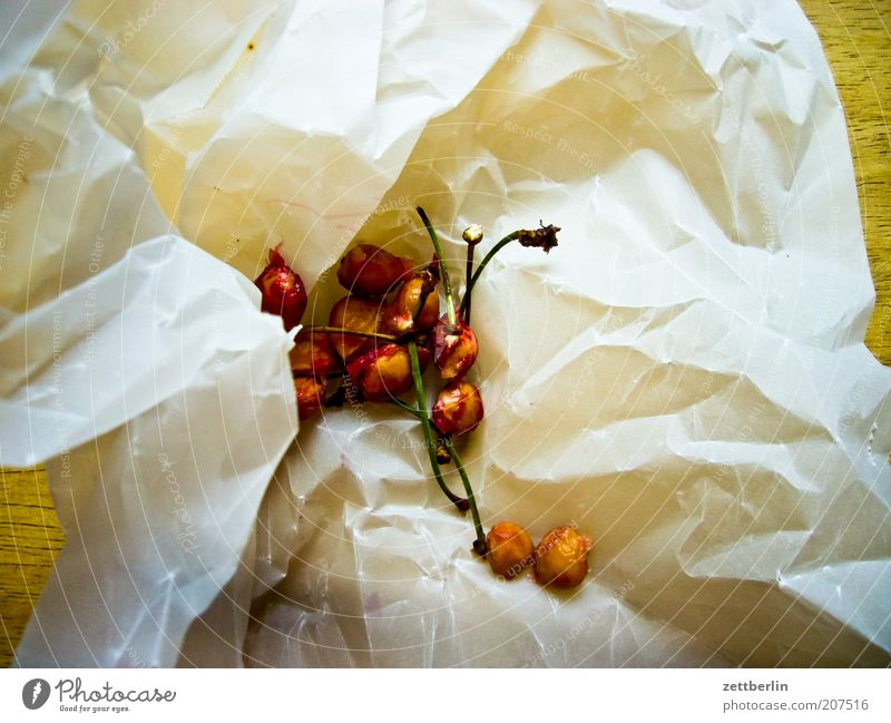 cherry stones Cherry Kernels & Pits & Stones Cherry pit Stone fruit Fruit Nutrition Stalk Trash Compost Paper Biogradable waste Leftovers