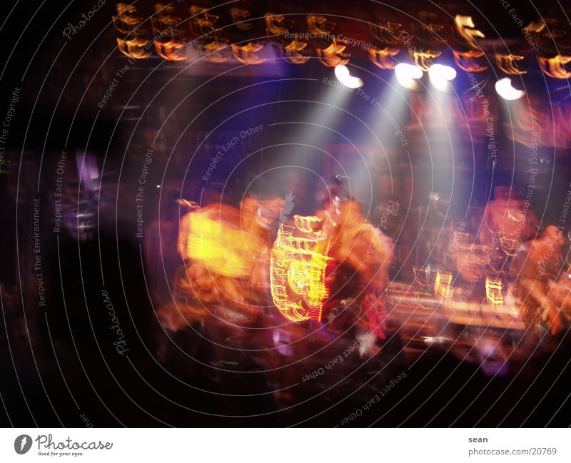 Rock n Roll Light Concert Group Human being Music Movement