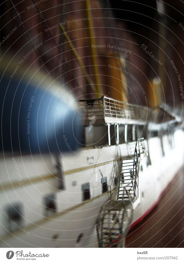 emperor barge Exhibition Museum Means of transport Passenger traffic Navigation Cruise Passenger ship Cruise liner Yacht Toys Beautiful Esthetic Decadence