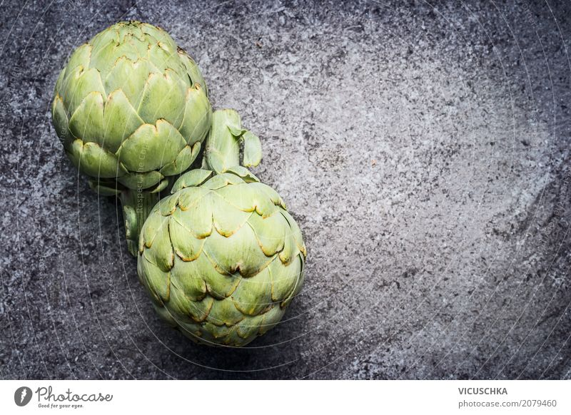 Healthy Eating Food photograph Life Background picture Style Design Nutrition Vegetable Organic produce Vegetarian diet Diet Artichoke