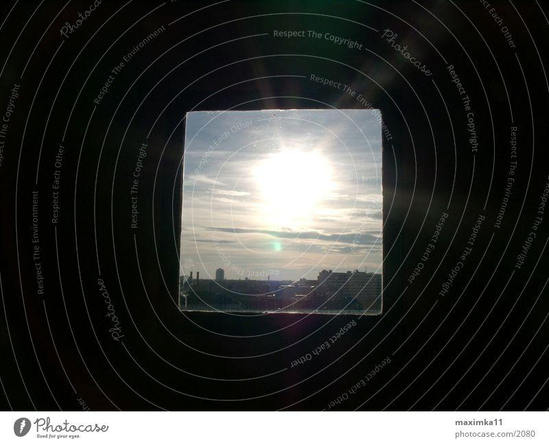 Sky Sun City Berlin Window