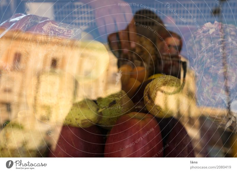 Sealing of reality reflection Man Hat House (Residential Structure) Sicily multilayeredness