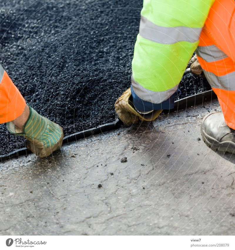 Human being Hand Street Work and employment Together Masculine Broken Authentic Construction site Asphalt Services Make Craft (trade) Positive Build Effort