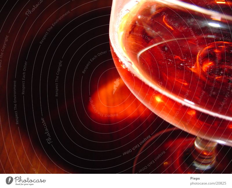 Lambrusco Colour photo Interior shot Evening Artificial light Beverage Alcoholic drinks Vine Sparkling wine Prosecco Glass Joy Restaurant Feasts & Celebrations