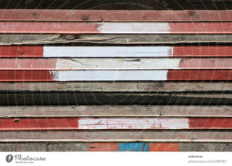 colour fields Wood Esthetic Simple Beautiful Brown Pink Red White Orderliness Arrangement Wooden board Stack Horizontal Colour Rectangle Stripe Striped Deserted