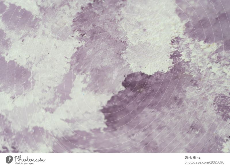 purple-white Art Exhibition Work of art Painting and drawing (object) Culture Violet White Background picture Brush stroke Dappled Cloud pattern Watercolors