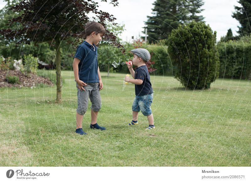 soap bubbles Masculine Child Toddler Boy (child) Brothers and sisters Family & Relations Infancy Life 2 Human being Group of children 1 - 3 years 3 - 8 years