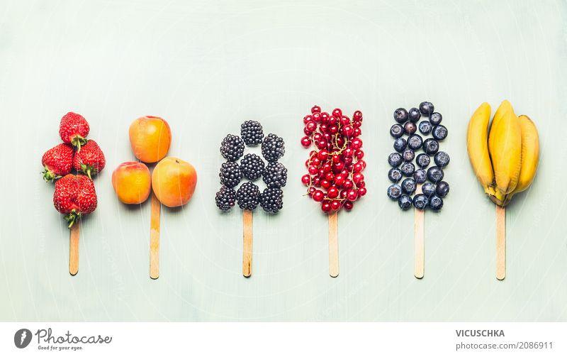Summer Healthy Eating Life Lifestyle Style Food Design Fruit Nutrition Ice cream Fitness Dessert Make Berries Vegan diet Snack