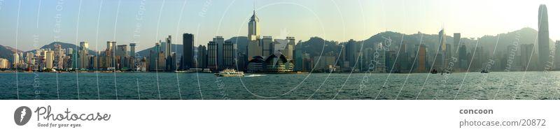 Sun Glass Success High-rise Modern Might China Steel Hongkong Ferry Gigantic Kowloon