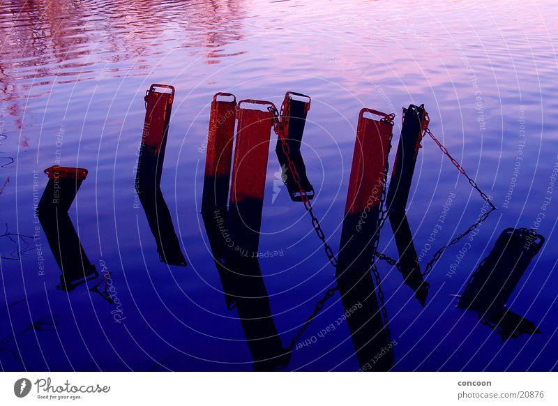 Water Lake Metal Industry Iron Thuringia Flood Ilmenau