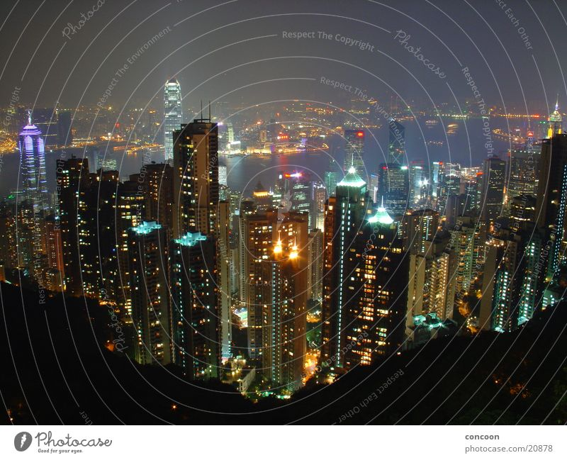 City Lamp Success High-rise Energy industry Fantastic China Skyline Far East