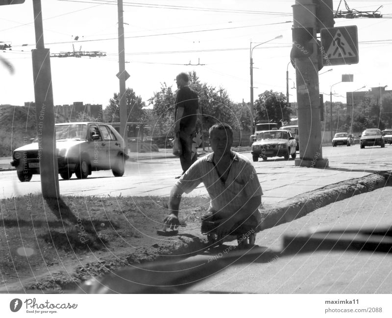On the streets of Minsk Human being minsk people street