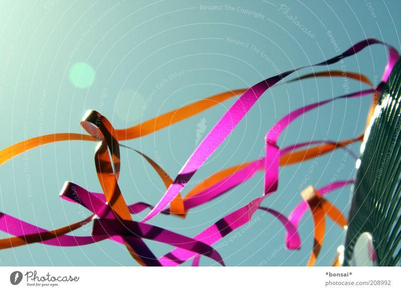 Blue Summer Joy Warmth Life Movement Freedom Pink Flying Orange Glittering Wind Wild Illuminate Speed