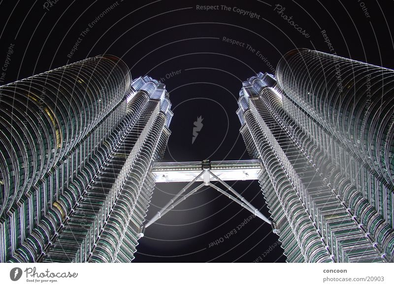 Petronas Towers Kuala Lumpur Petronas Twin Towers Malaya High-rise Might Los Angeles Large Tall