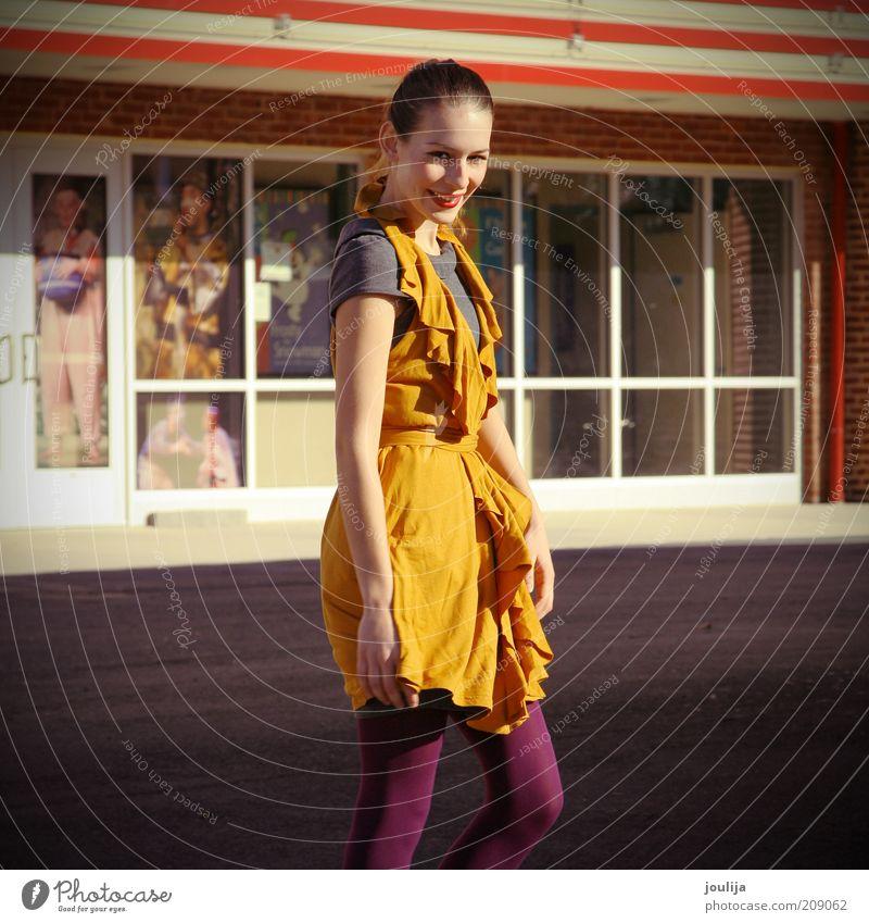 Woman Youth (Young adults) Beautiful Feminine Style Fashion Adults Clothing Lifestyle Modern Model Dress Thin Uniqueness Brunette