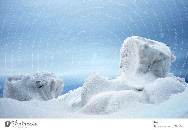 Nature Sky White Blue Winter Clouds Cold Snow Landscape Ice Environment Esthetic Frost Climate Frozen Snowscape