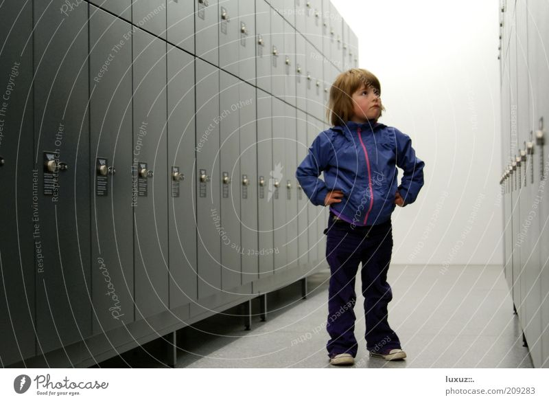 Child School Think Search Closed Safety Discover Meditative Testing & Control Idea Education Individual Find Cupboard Schoolchild