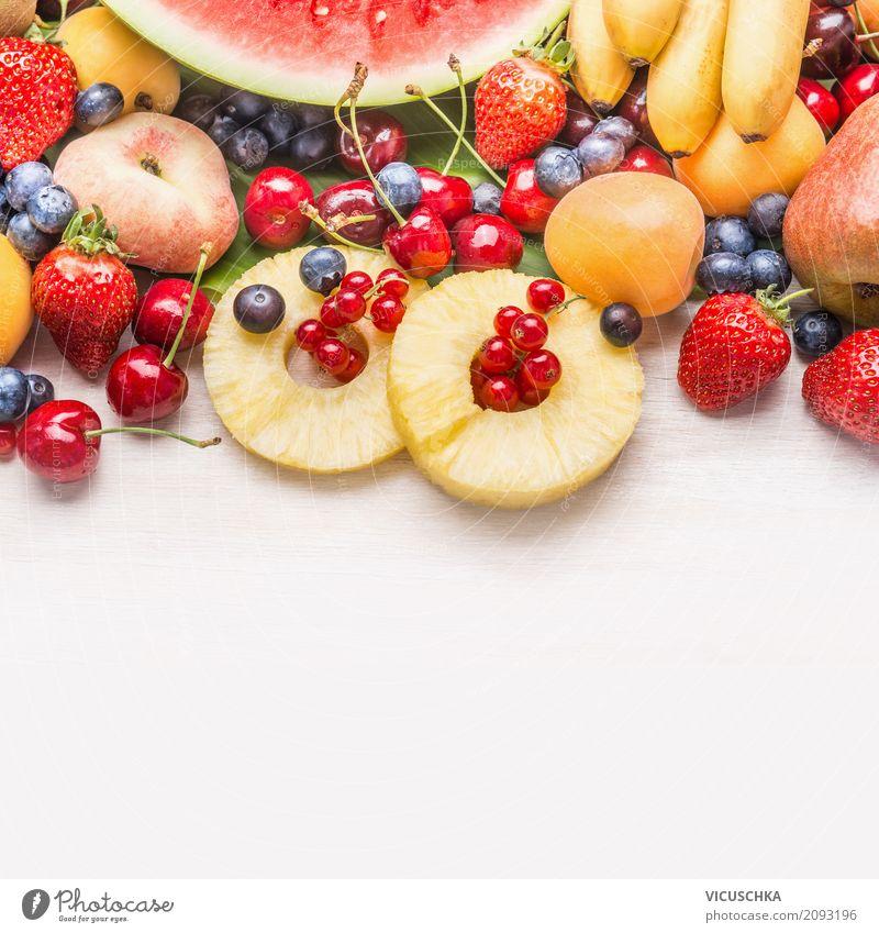 Summer fruit and berries Food Fruit Apple Dessert Nutrition Organic produce Vegetarian diet Diet Juice Style Design Healthy Healthy Eating Life