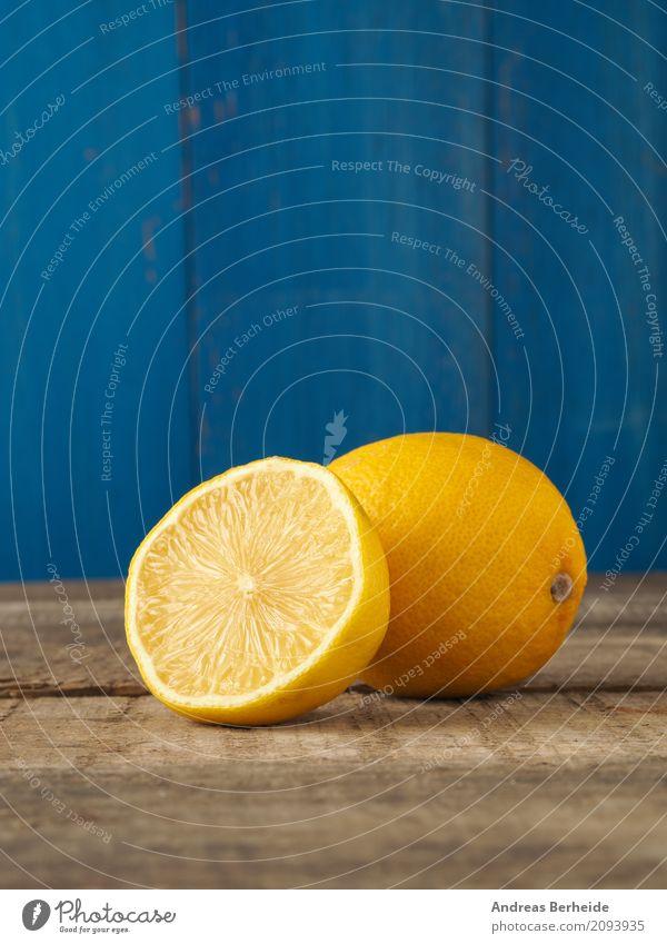 Fresh lemon Fruit Nutrition Juice Sour Yellow organic citrus diet food fresh harvest healthy ingredient raw ripe slice table Vegan diet vegetarian Vitamin wood
