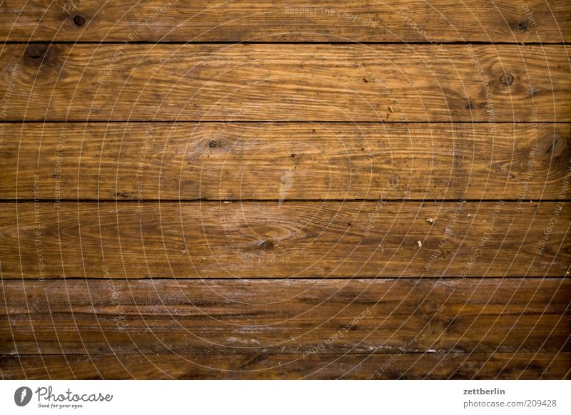boards Wood Wall (building) Wood grain Seam Colour photo Pattern Structures and shapes Deserted Wooden board Wooden wall Facade Gloomy Brown Day