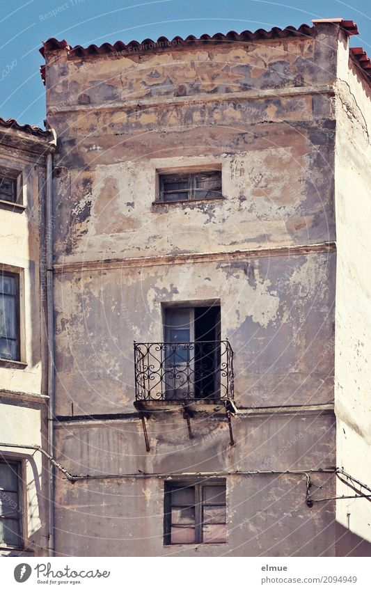 Old Loneliness Emotions Building Exceptional Tourism Facade Living or residing Open Authentic Culture Romance Historic Curiosity Tourist Attraction Old town