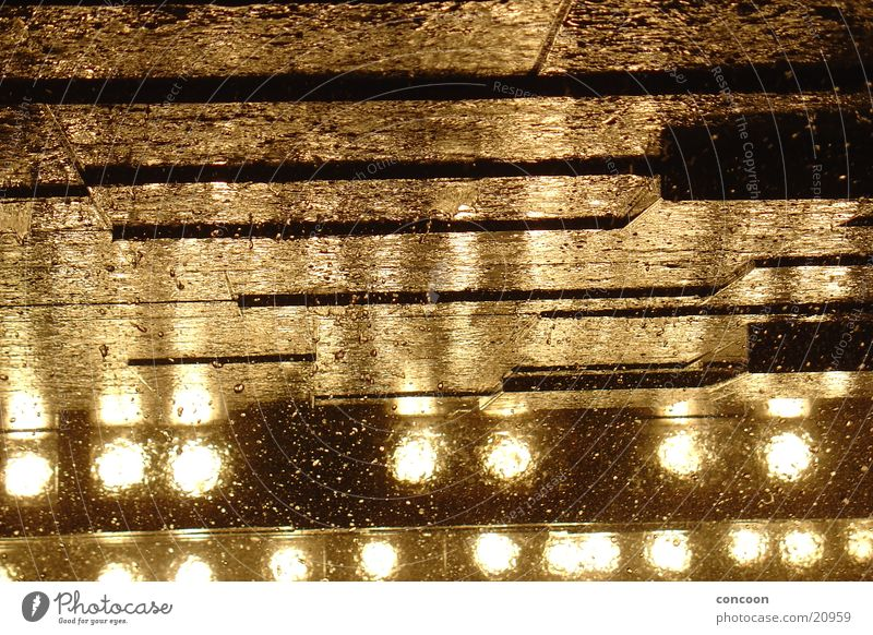 liquid bronze Bronze Trump Tower New York City Water Rain Gold USA