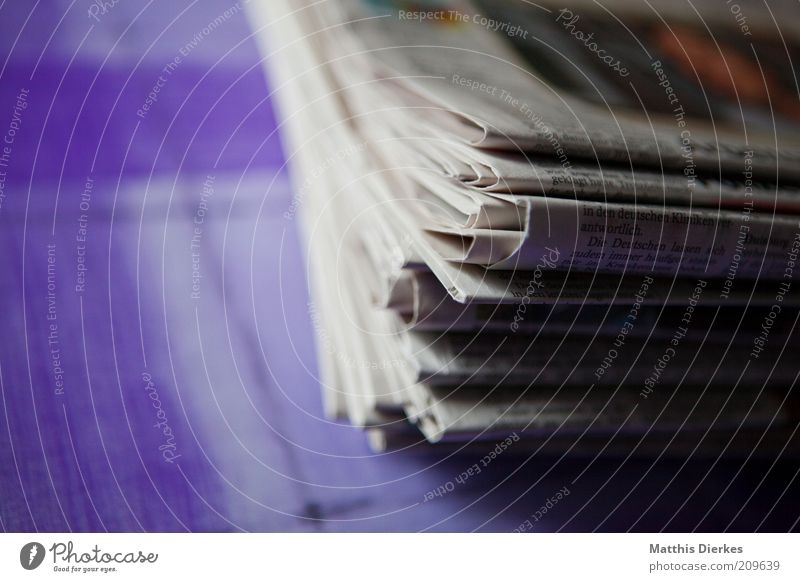 Old White Gray Paper New Retro Newspaper Media Collection Stack Accumulation Heap Reading matter Accumulate Waste paper